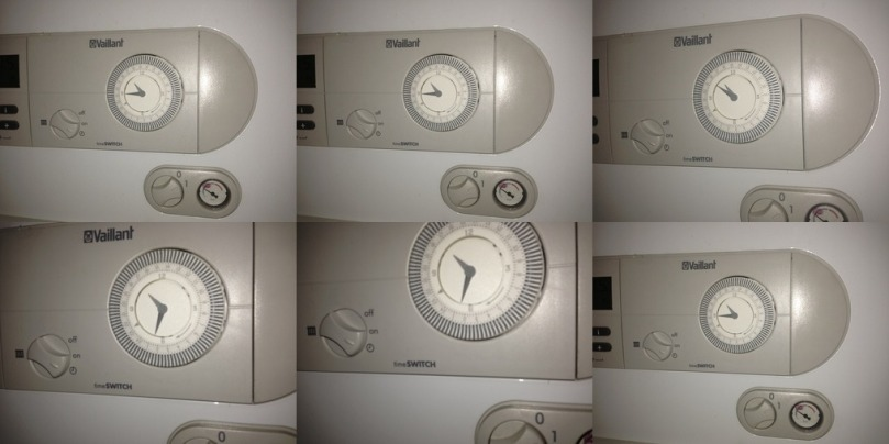 As part of the 10 hour a day OCD rituals I have to photograph my Vaillant boiler at my house in Kensal Green multiple times a night to prove it is switched off. Otherwise my OCD tells me the house will burn down.