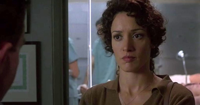 American actress Jennifer Beals star of hit 1980s film Flashdance
